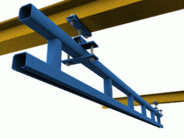 Monorail Work Station Crane