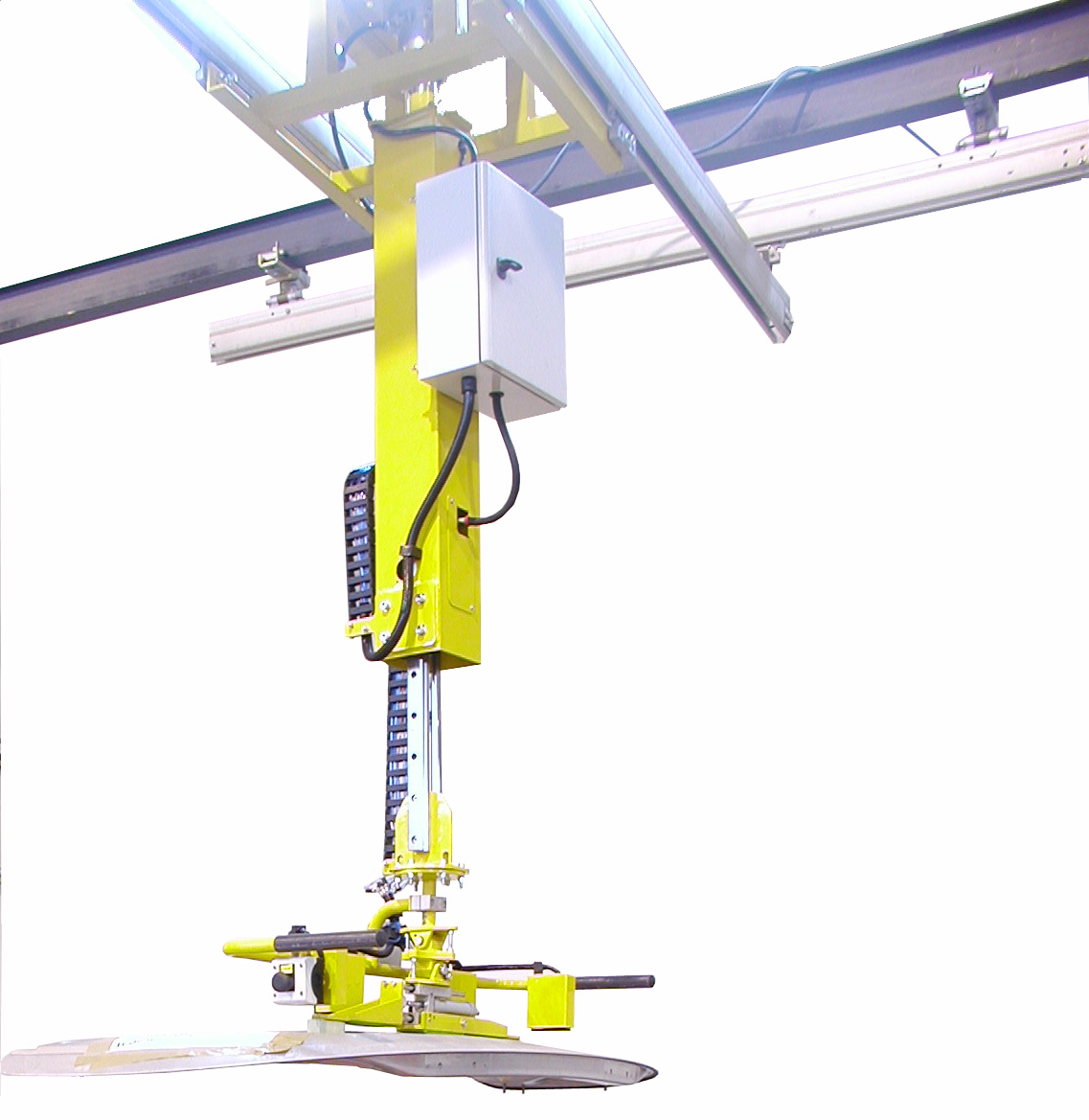 Lifting Boxes For Lift Assists : Lift assist devices lifting handling equipment overhead