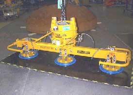 mechanical vacuum lifter