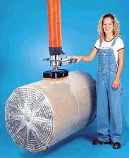 Vacuum tube lifters