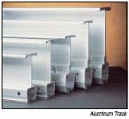 Alumimum Track Workstation Cranes