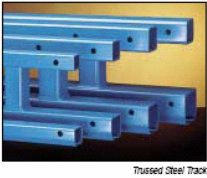 Trussed Steel Track