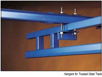 Trussed Track Hangers