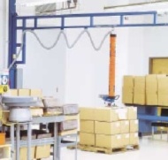 WSJ200 Wall Cantilever Workstation Jib Cranes